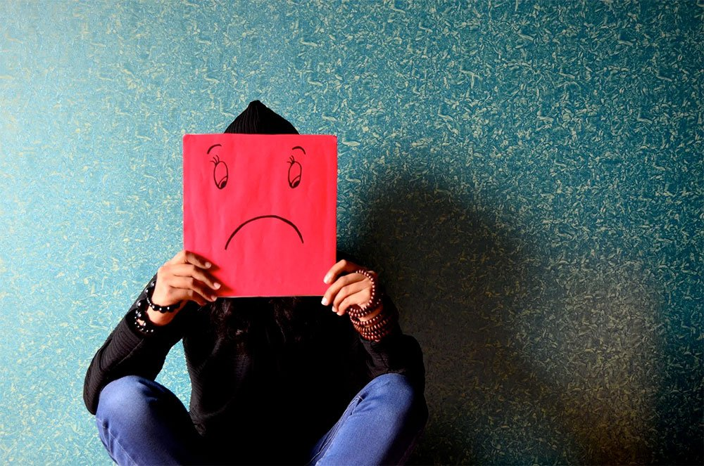 tristeza depresión