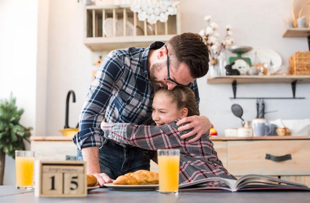 padres e hijos limites